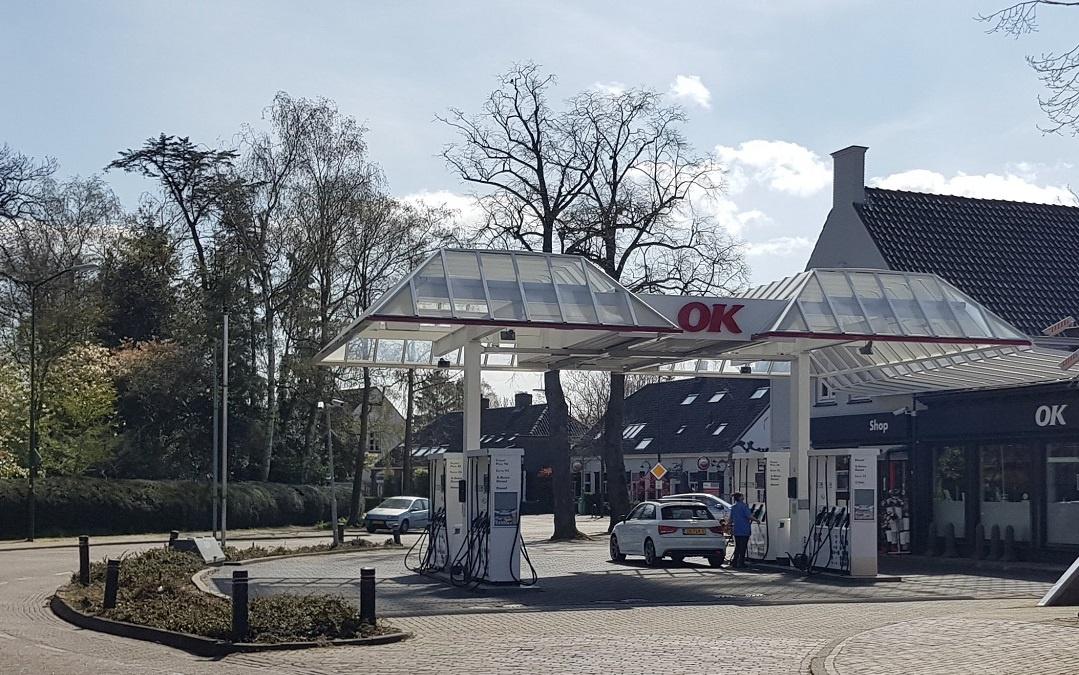 Nu ook OK tanken in Berlicum