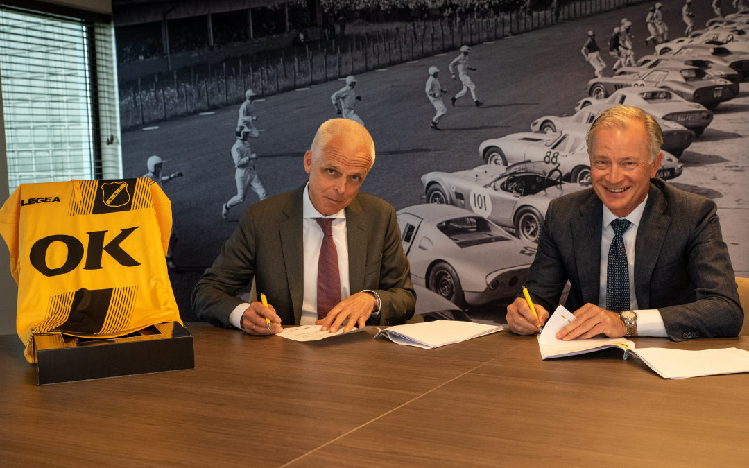 OK nieuwe hoofdsponsor NAC Breda