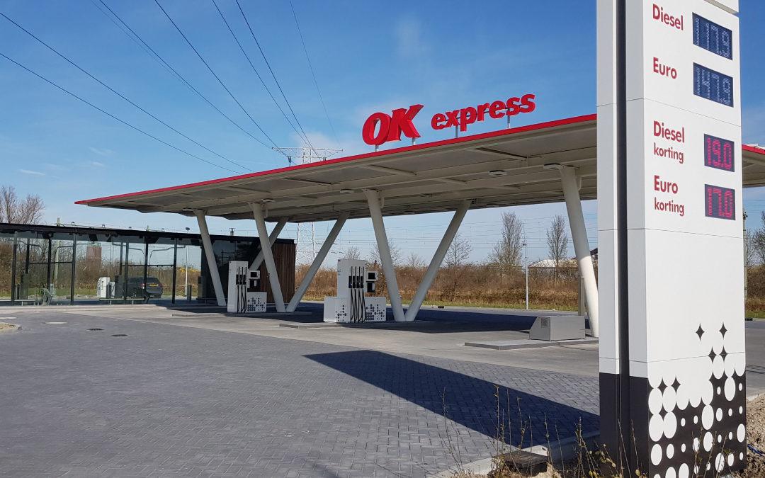 Nieuw: OK Express Vlissingen