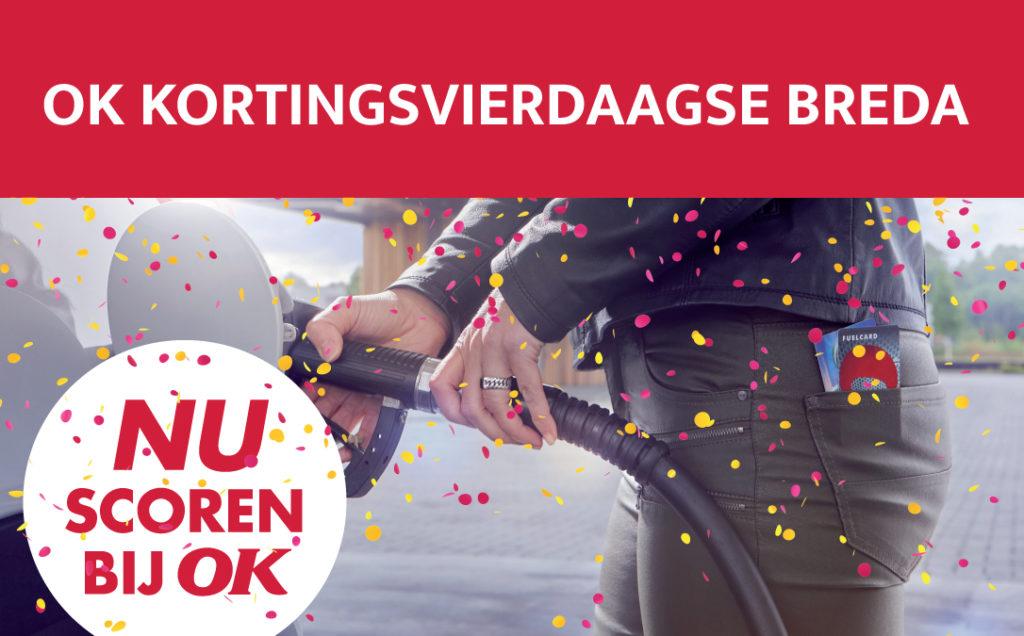 OK Kortingsvierdaagse Breda