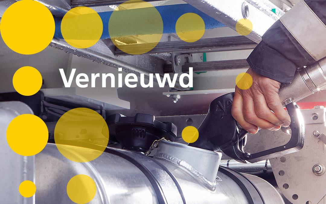 Vernieuwd: OK X-Drive premium diesel